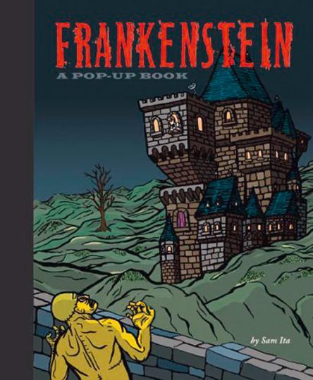 Frankenstein. Pop-up Buch.