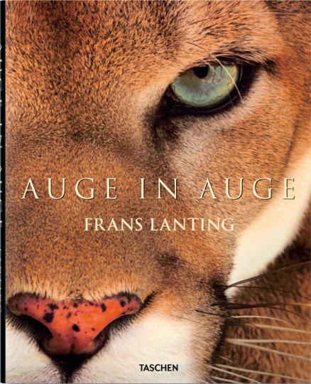 Frans Lanting. Auge in Auge.