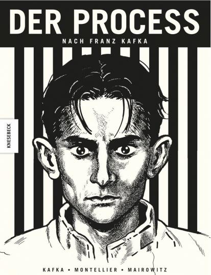 Franz Kafka. Der Process. Graphic Novel.