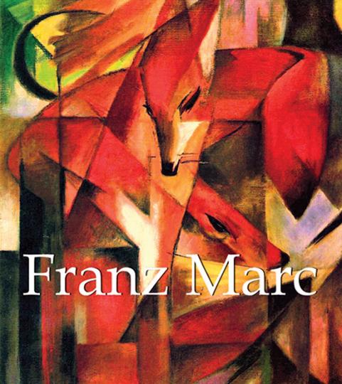 Franz Marc (1880-1916).