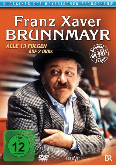 Franz Xaver Brunnmayr. 2 DVDs.