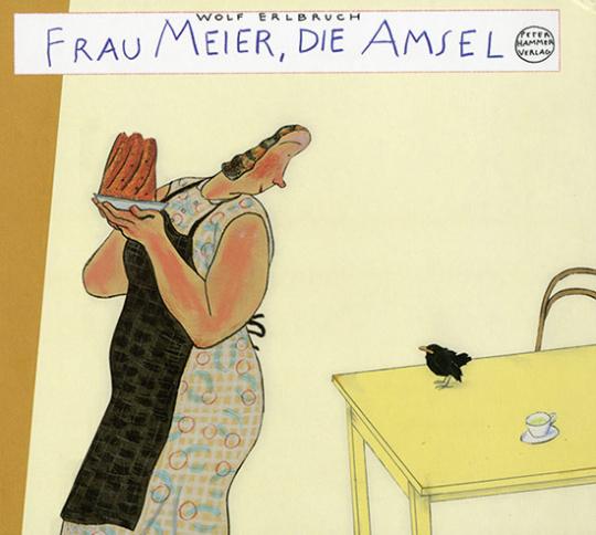 Frau Meier, die Amsel.