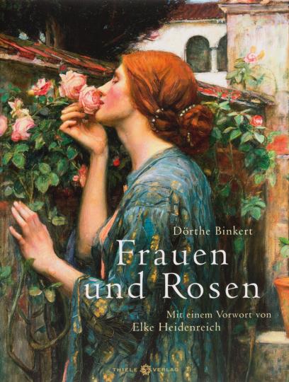 Frauen und Rosen.