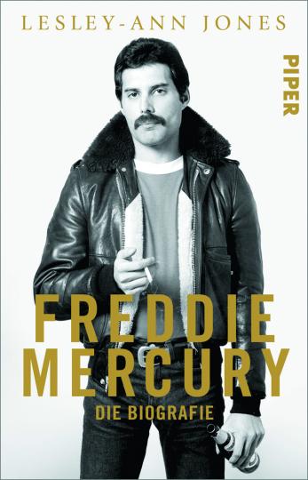 Freddie Mercury. Die Biografie.