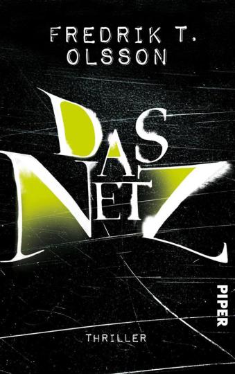Frederik T. Olsson. Das Netz. Thriller.