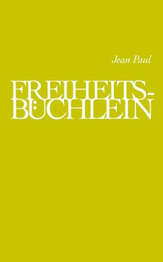 Freiheits Büchlein