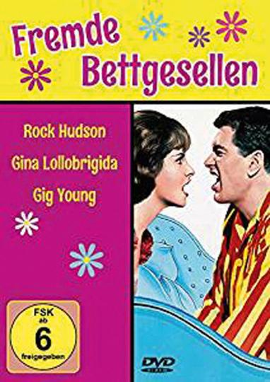 Fremde Bettgesellen. DVD.
