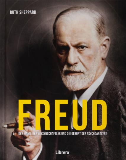 Freud. Vater der Psychoanalyse.
