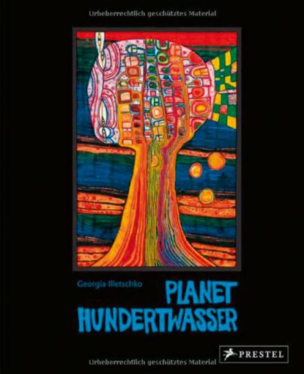 Friedensreich Hundertwasser.