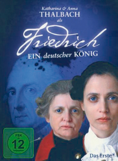 Friedrich - Ein deutscher König DVD