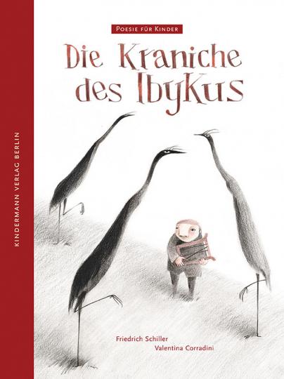 Friedrich Schiller. Die Kraniche des Ibykus.