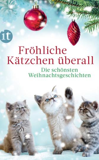 Fröhliche Kätzchen überall. Die schönsten Weihnachtsgeschichten.