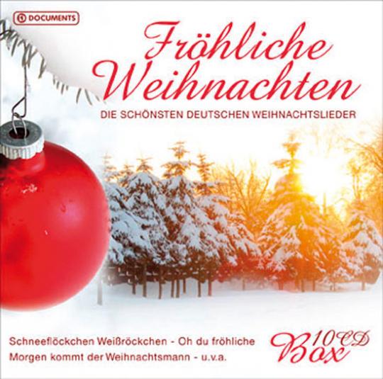 Fröhliche Weihnachten. Die schönsten deutschen Weihnachtslieder