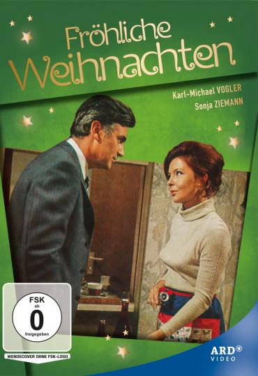 Fröhliche Weihnachten. DVD.
