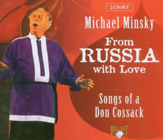 Michael Minsky. From Russia with love. 2 CDs.