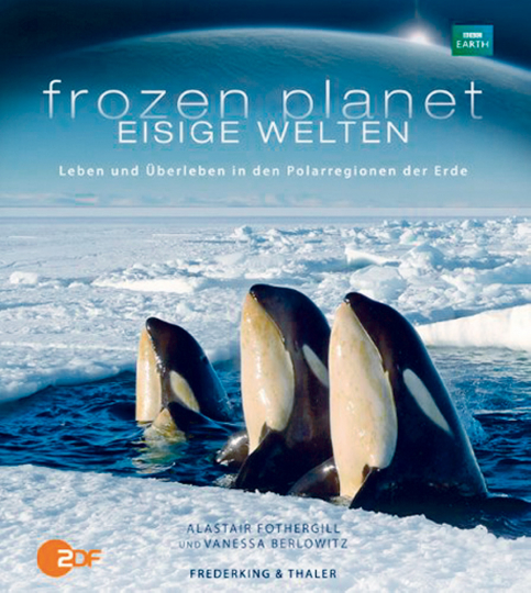 Frozen Planet - Eisige Welten