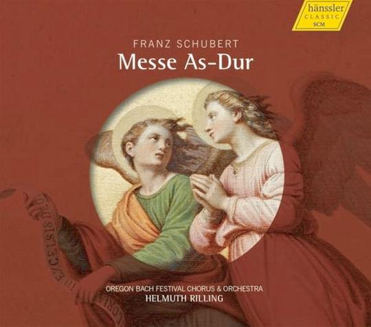 F. Schubert – Messe in As-Dur CD
