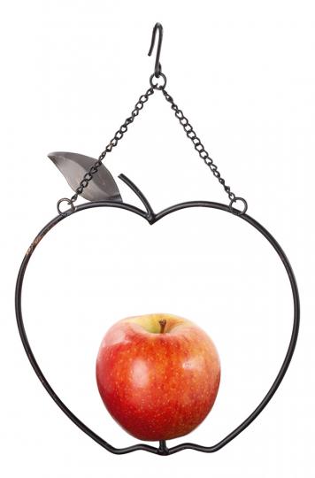 Futterstation »Apfel« für Gartenvögel.