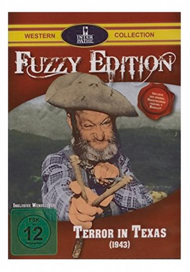 Fuzzy Terror in Texas DVD