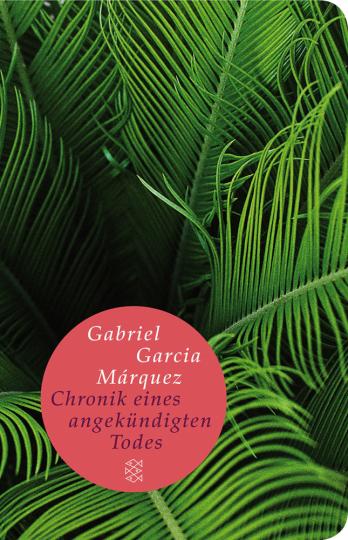 Gabriel García Márquez. Chronik eines angekündigten Todes. Roman.