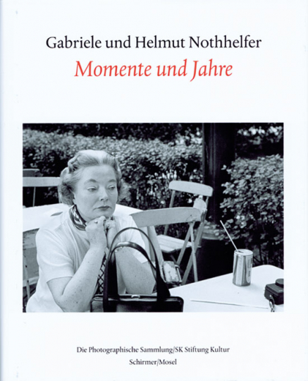 Gabriele und Helmut Nothhelfer. Momente und Jahre.