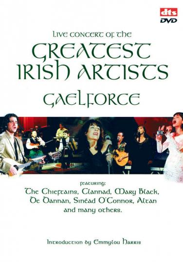 Gaelforce -The greatest Irish Artists in Concert DVD