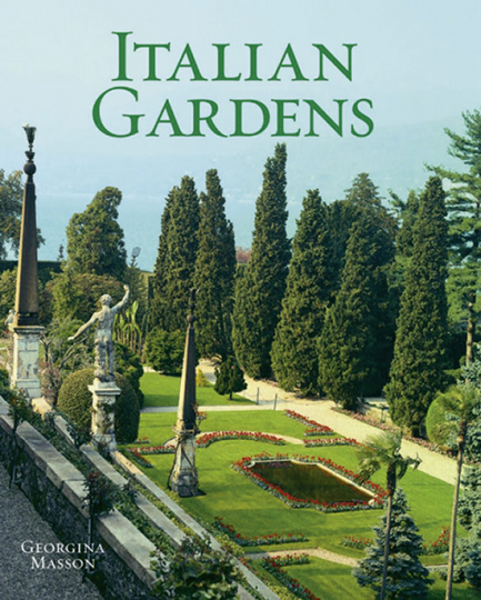 Gärten Italiens. Italian Gardens.