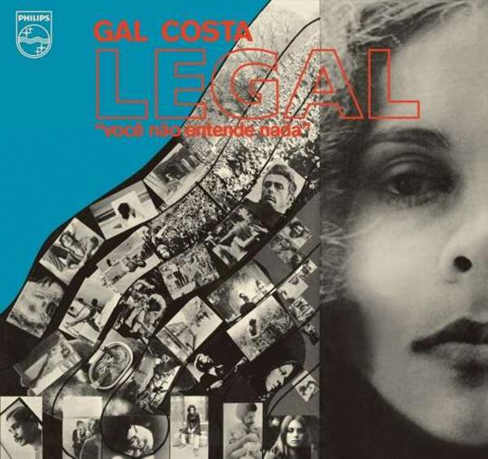 Gal Costa. Legal. CD.