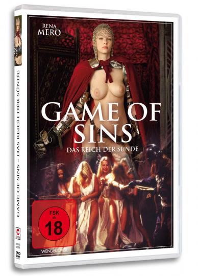 Game of Sins. DVD.