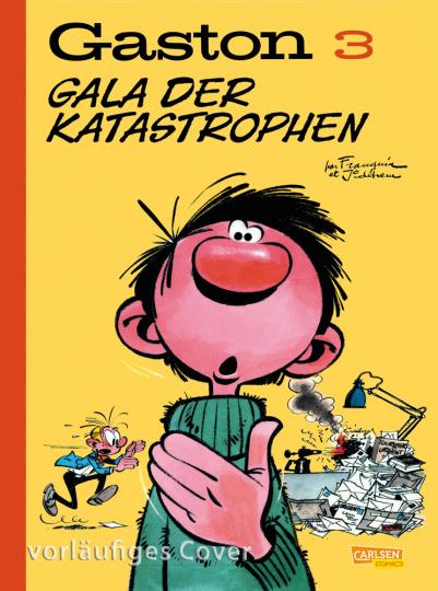 Gaston Neuedition 3. Gala der Katastrophen.