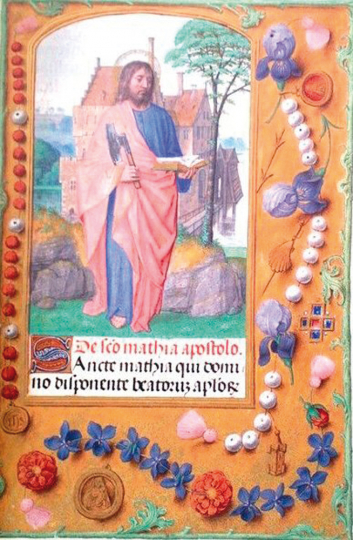 Gebetbuch des Herzogs Johann Albrecht von Mecklenburg. Faksimile.