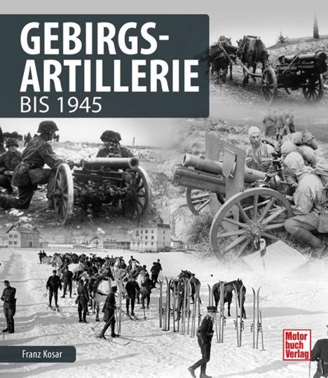 Gebirgsartillerie bis 1945