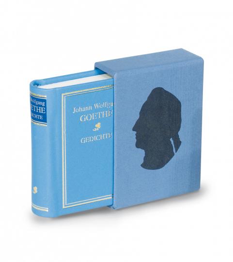 Gedichte - Miniaturbuch