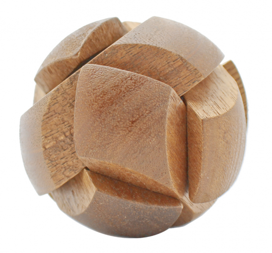 Geduldsspiel »Magic Ball«.