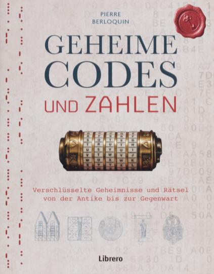 Geheime Codes und Zahlen.