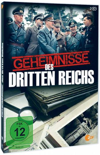 Geheimnisse des Dritten Reiches 2 DVDs