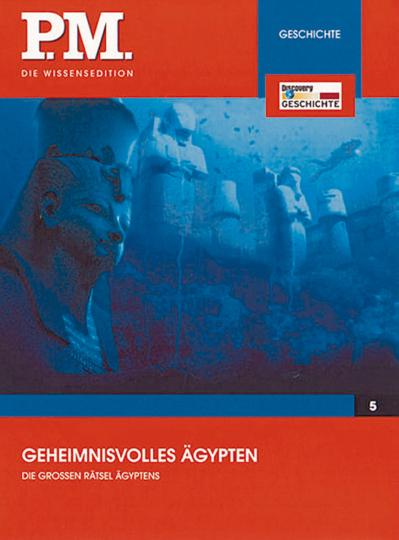 Geheimnisvolles Ägypten DVD