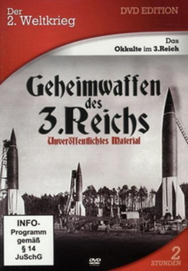 Geheimwaffen des 3. Reichs DVD
