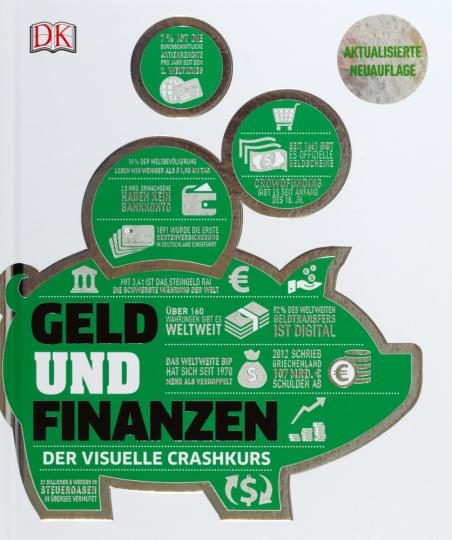 Geld und Finanzen. Der visuelle Crashkurs.
