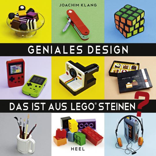 Geniales Design. Das ist aus LEGO Steinen?