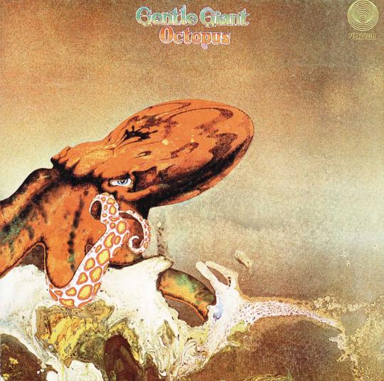 Gentle Giant. Octopus. CD.