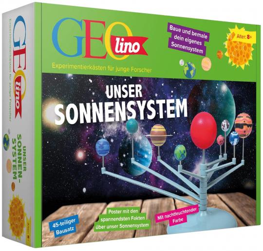 GEOlino - Das Sonnensystem.