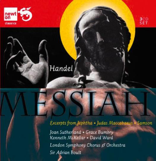 Georg Friedrich Händel. Messiah.