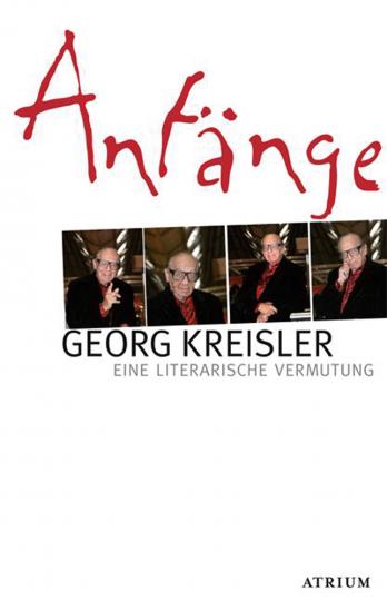 Georg Kreisler. Anfänge. Eine literarische Vermutung.