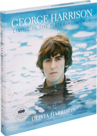 George Harrison. Living in the Material World.