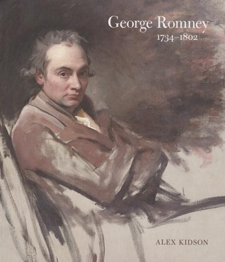 George Romney 1734-1802.