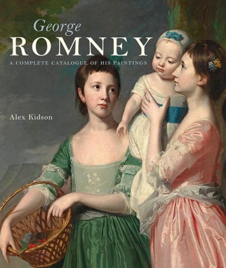 George Romney. Gesamtkatalog des malerischen Oeuvres.