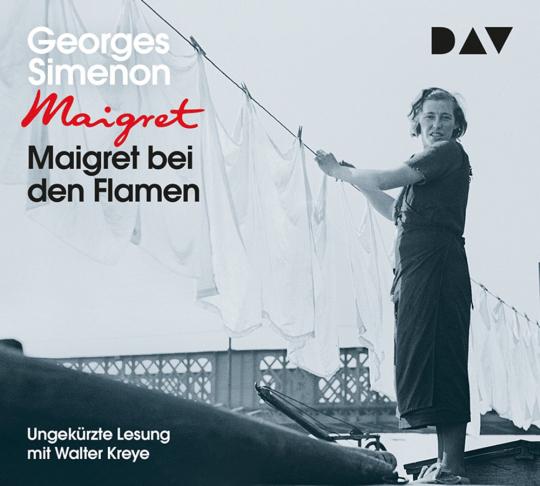 Georges Simenon. Maigret bei den Flamen. 3 CDs.