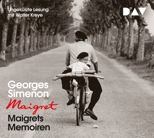 Georges Simenon. Maigrets Memoiren. 3 CDs.