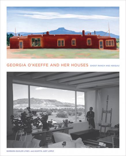 Georgia O'Keeffe und ihre Häuser Ghost Ranch und Abiquiu.